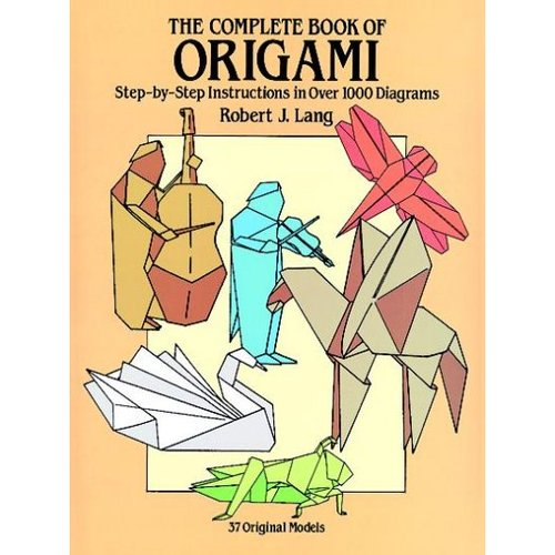 The Complete Book of Origami: StepByStep Instructions in