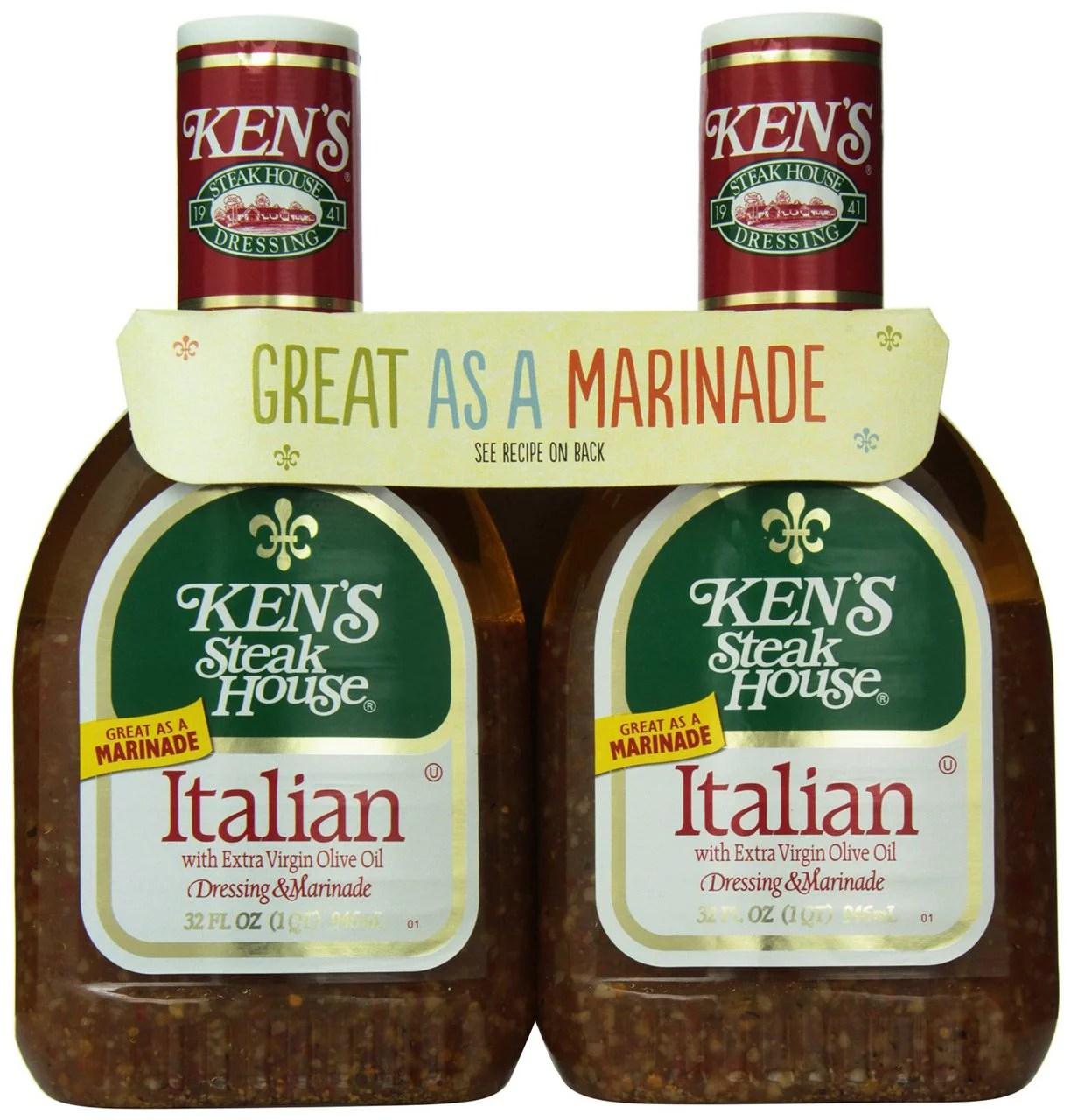 Ken39s Italian Dressing 2 Count Walmartcom