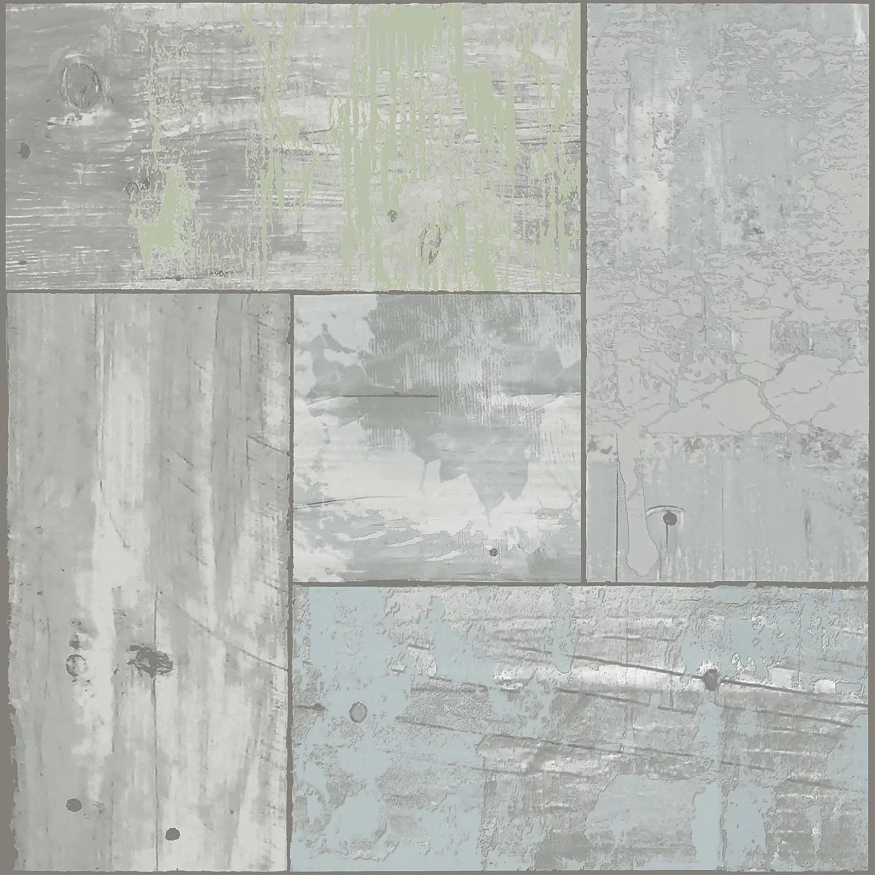 floorpops boardwalk 12 in x 12 in peel and stick virgin vinyl floor tiles 10 pack walmart com