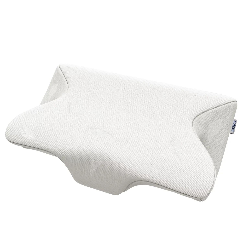 sutera dream deep memory foam pillow cervical orthopedic contour pillow walmart com
