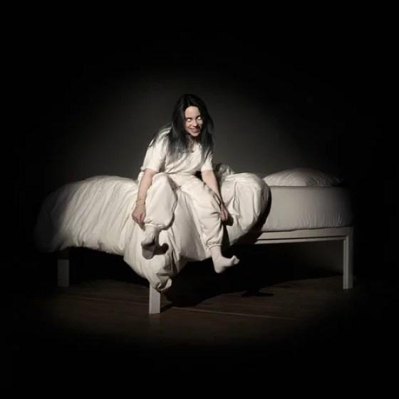 Resultado de imagen para Billie Eilish - When We All Fall Asleep Where Do We Go?