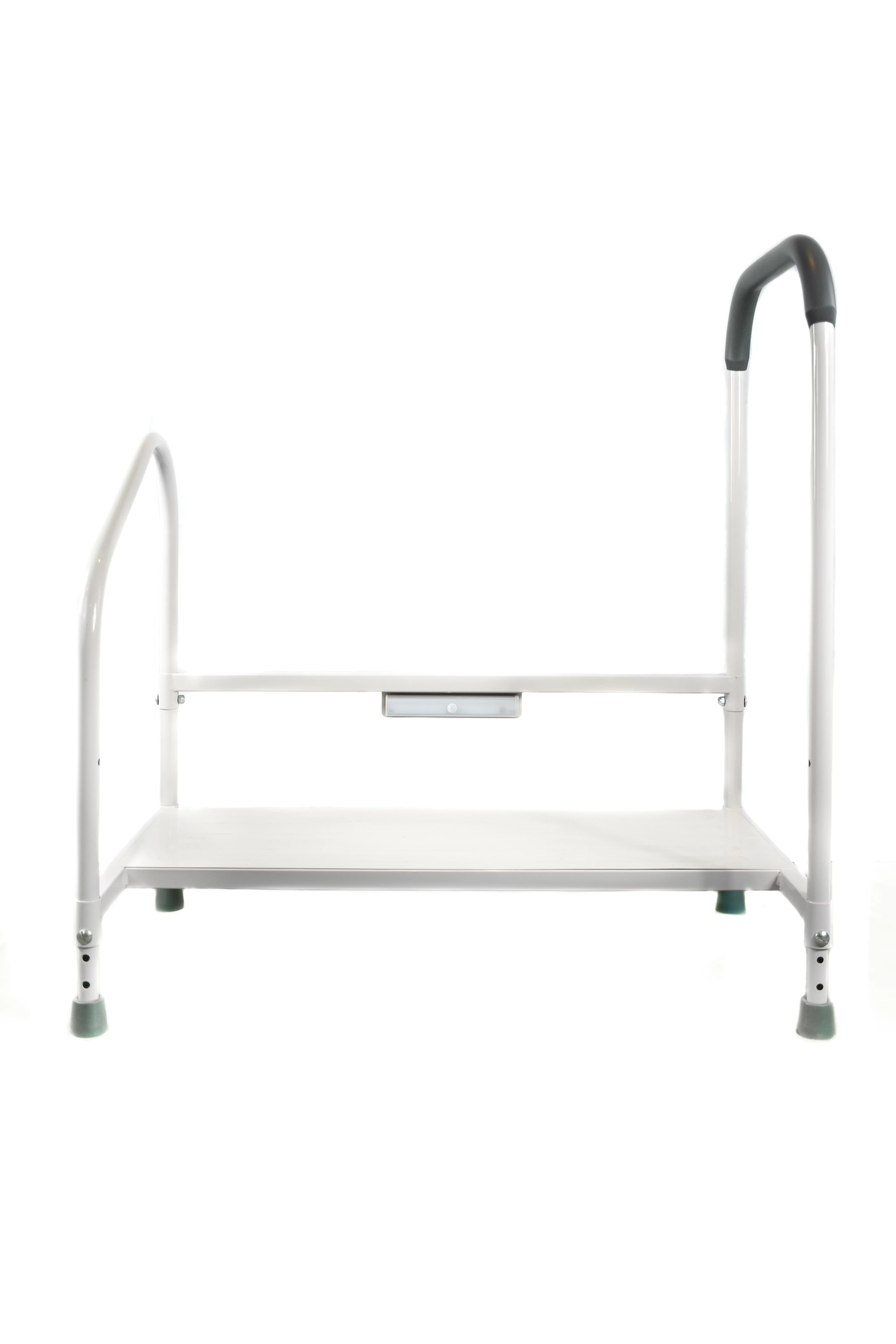Step2bed Bed Hand Rail Adjustable Height Bed Step Stool