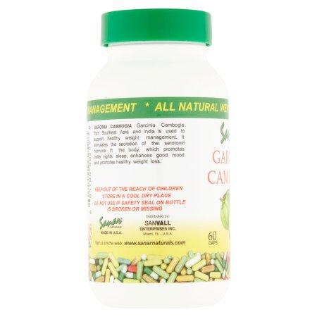 Sanar Naturals Garcinia Cambogia Caps، 650 mg، 60 rely Sanar Naturals Garcinia Cambogia Caps، 650 mg، 60 rely 7b923eec bb3a 4fa2 9436 645e34c7483c 1