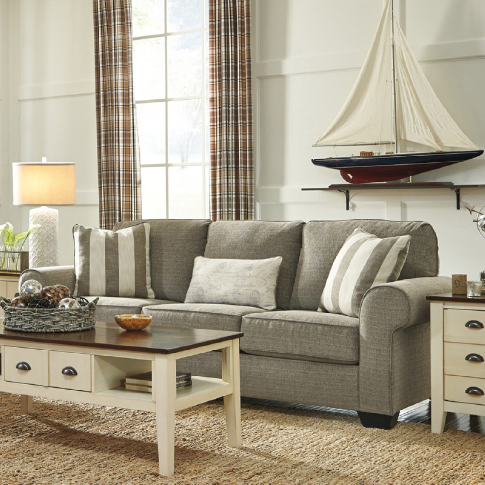 Ashley Furniture Sofas Loveseats Amp Sectionals