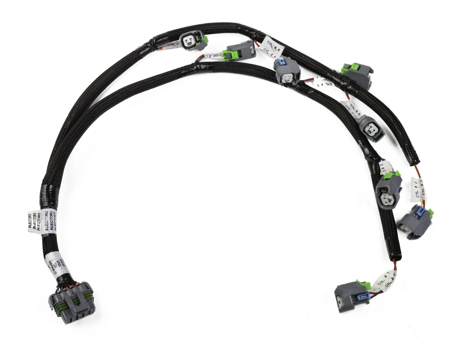 Holley Efi 558 210 Fuel Injection Harness