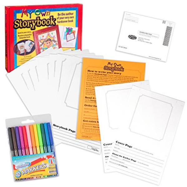 Storybook Kit - My Own Storybook - Create Your Own ...