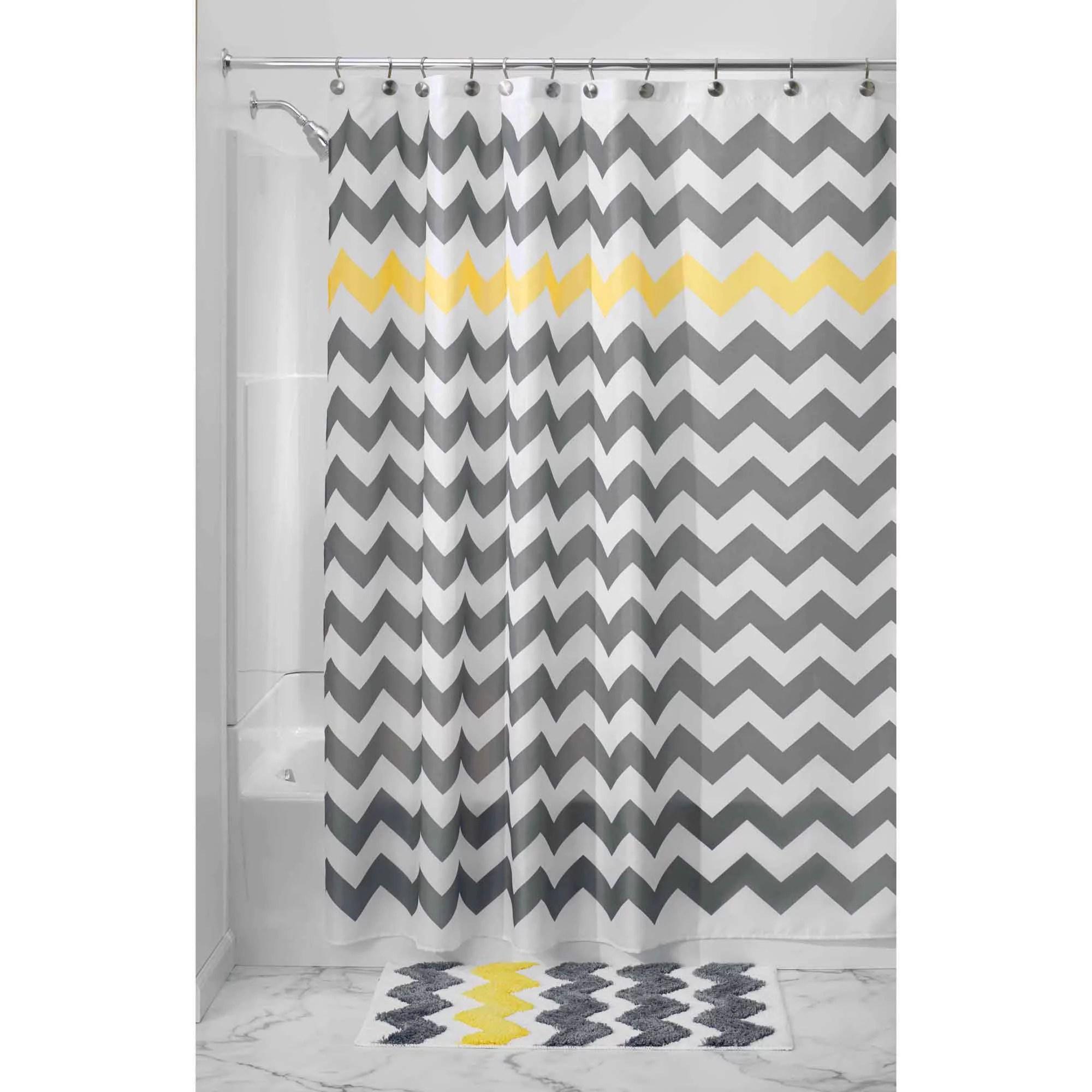 bathroom curtain rug sets walmart com