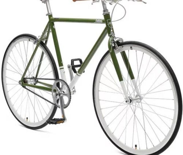 Critical Cycles Harper  Speed Freewheel Fixed Gear Bike