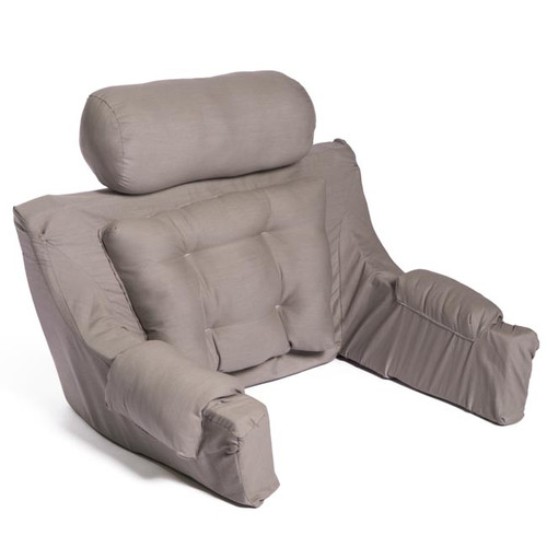 Hermell Softeze Deluxe Lounger Backrest Walmart Com