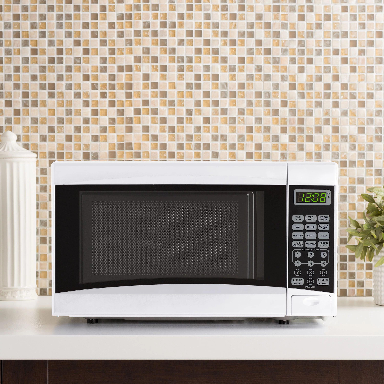 mainstays 0 7 cu ft 700 watt microwave oven