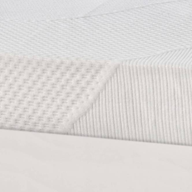Spa Sensations 4 Memory Foam Mattress Topper Multiple Sizes With Theratouch