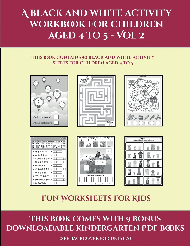 Fun Worksheets For Kids Fun Worksheets For Kids A Black