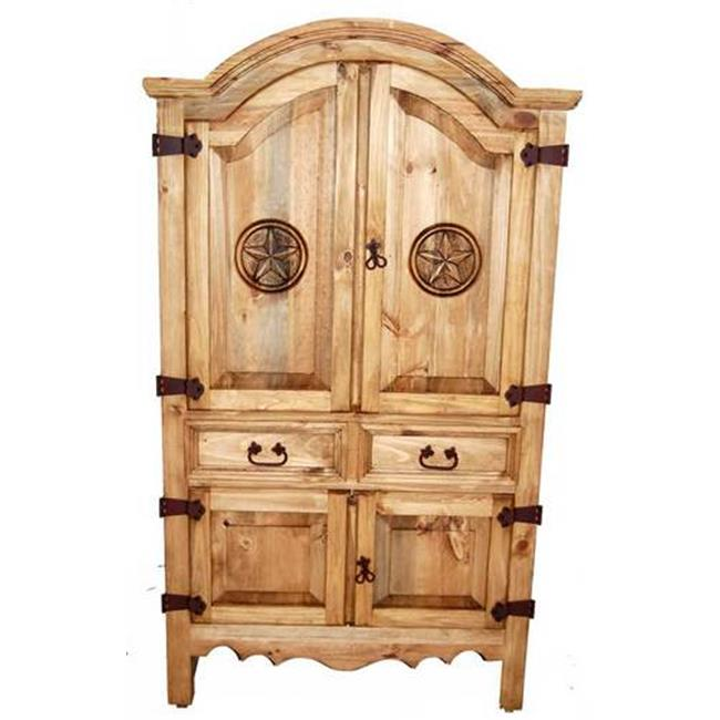 million dollar rustic 01 1 10 13da tx small sierra armoire 0 75