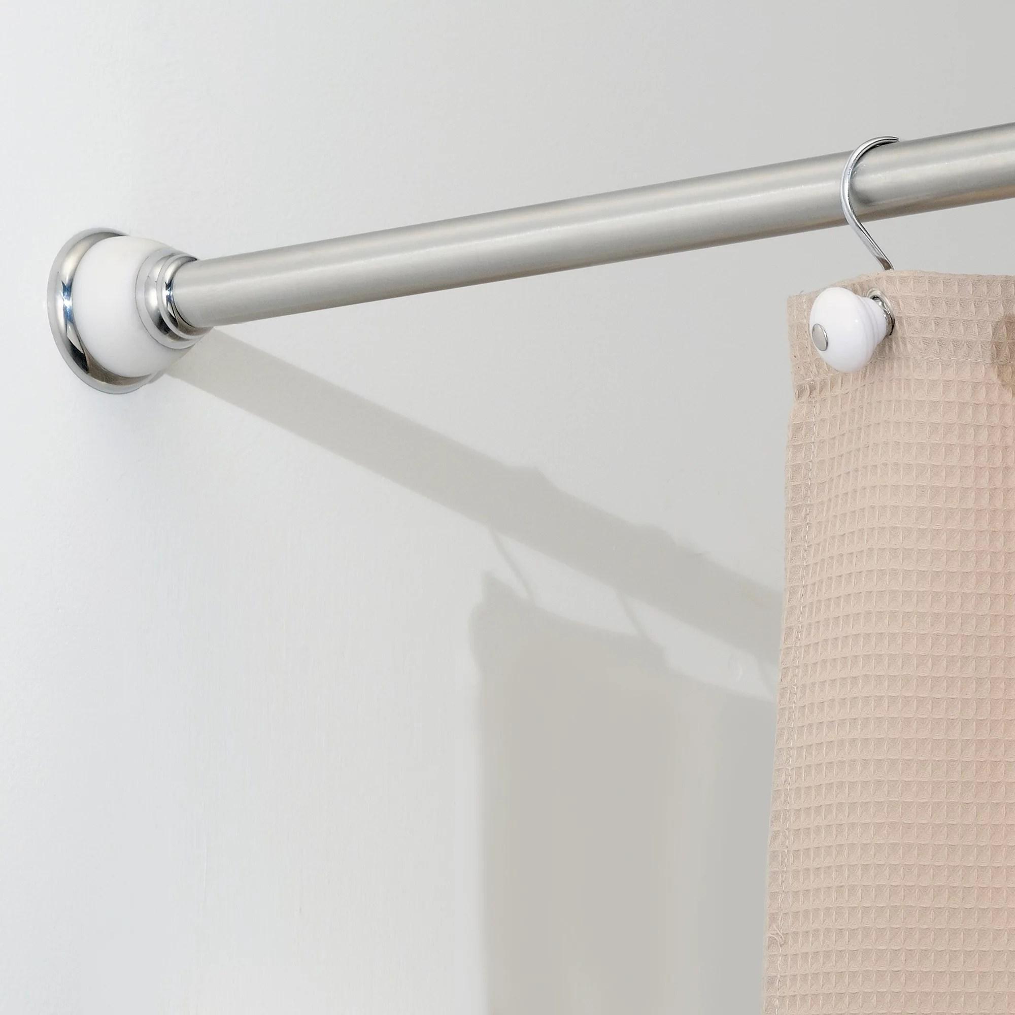 Interdesign York Shower Curtain Tension Rod