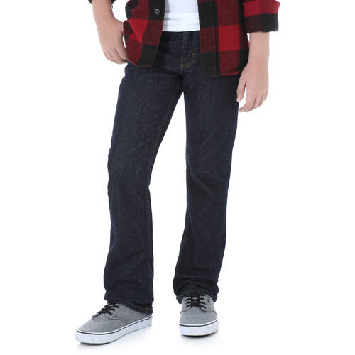 Wrangler Maverick Boys Fashion Jeans