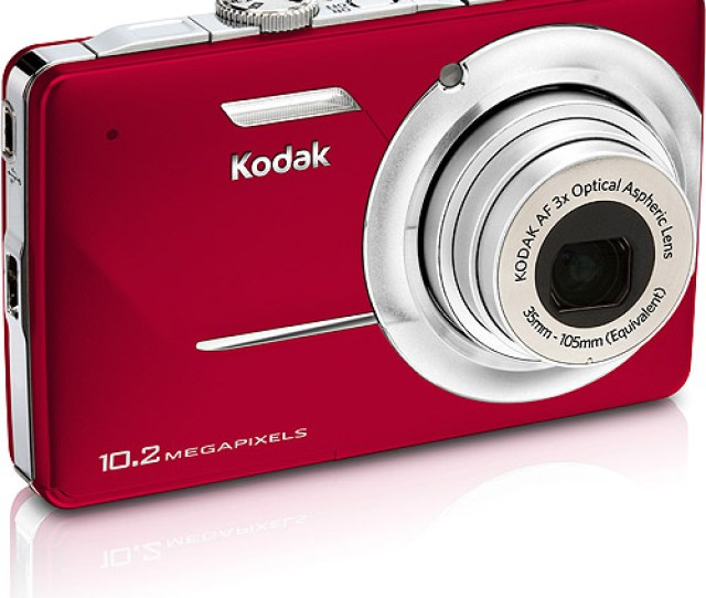 Kodak Easyshare M 2 Mp Digital Camera With 3x Optical Zoom 2 7 Lcd