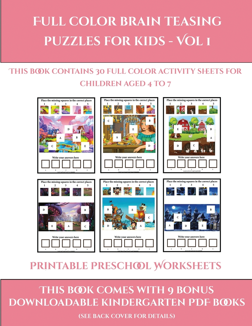 Printable Preschool Worksheets Printable Preschool