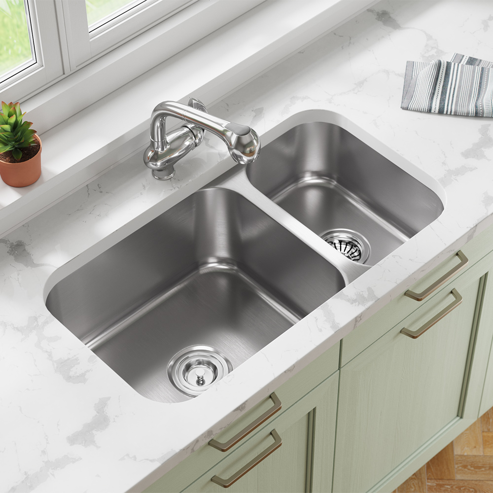sterling stinson 20 x 14 x 7 1 8 vitreous china drop in rectangular bathroom sink with overflow available in various colors