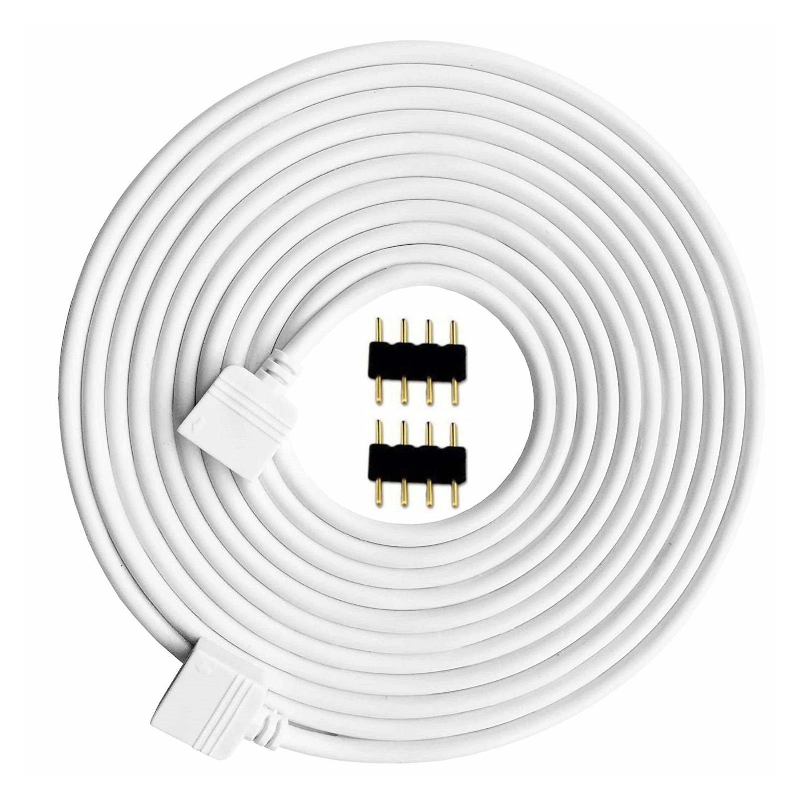 Tsv 1m 5m Led Wire Extension Cable Cord Connect 4 Pins