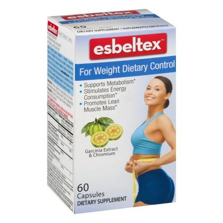 esbeltex برنامج التحكم في الوزن garcinia cambogia weight loss tablets، 60 ct Esbeltex برنامج التحكم في الوزن Garcinia Cambogia Weight Loss Tablets، 60 Ct 84fc8545 beff 4140 b6de 9a114f127ec7 1
