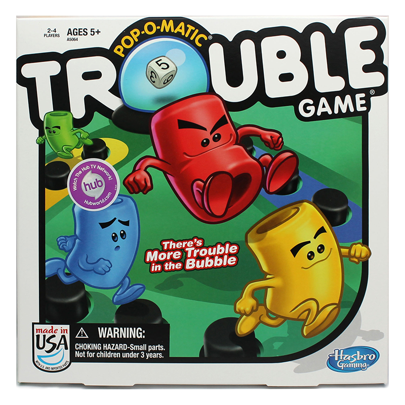 Pop-O-Matic Trouble