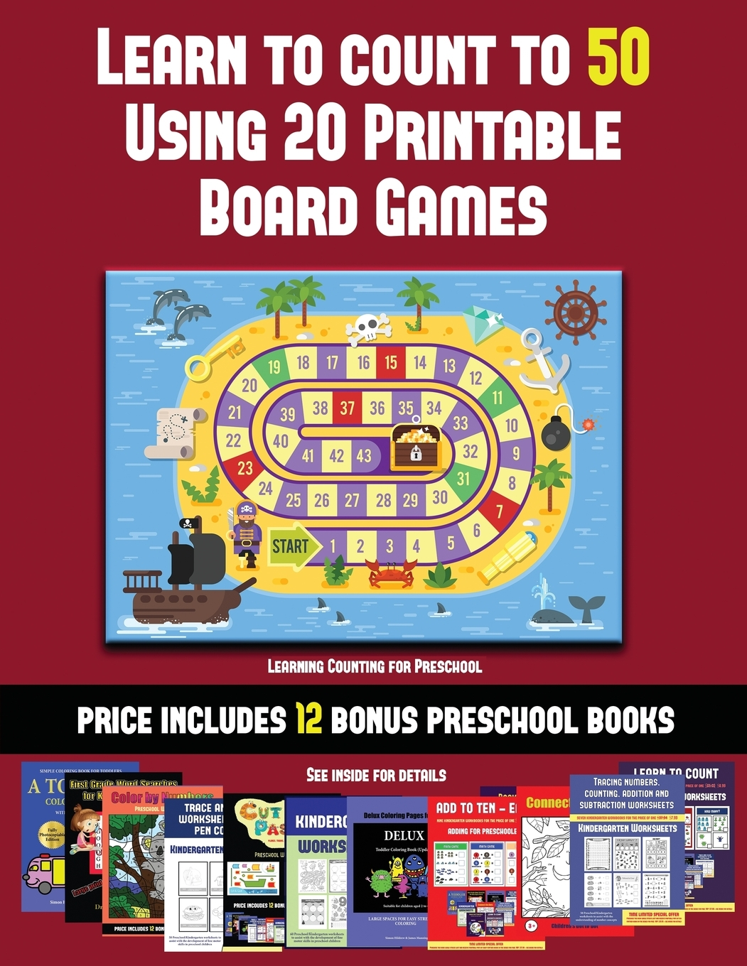 Learning Counting For Preschool Learning Counting For