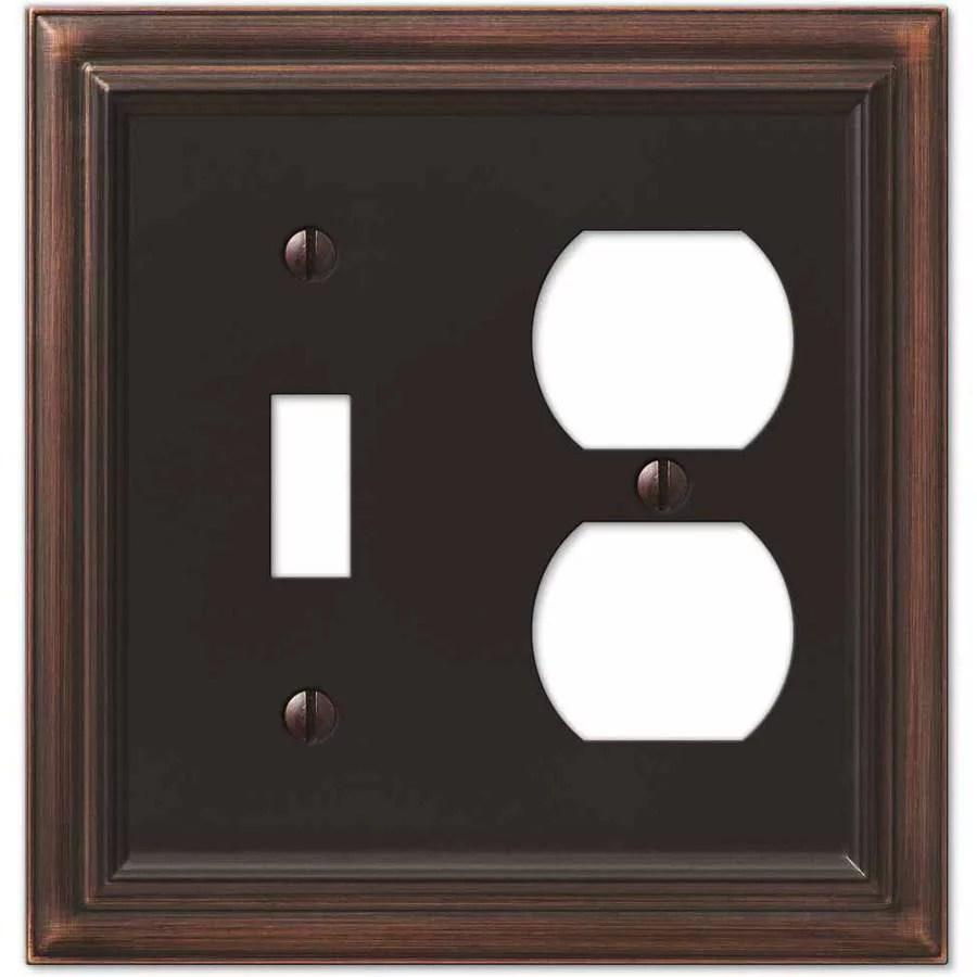 wall plates bronze walmart com