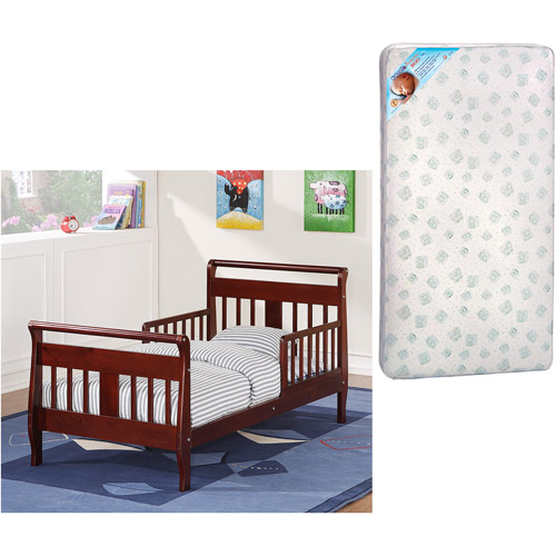 Baby Relax Toddler Bed W Mattress Value Bundle Your Choice In Finish