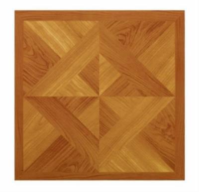 30 piece 12 x 12 parquet peel stick vinyl floor tile