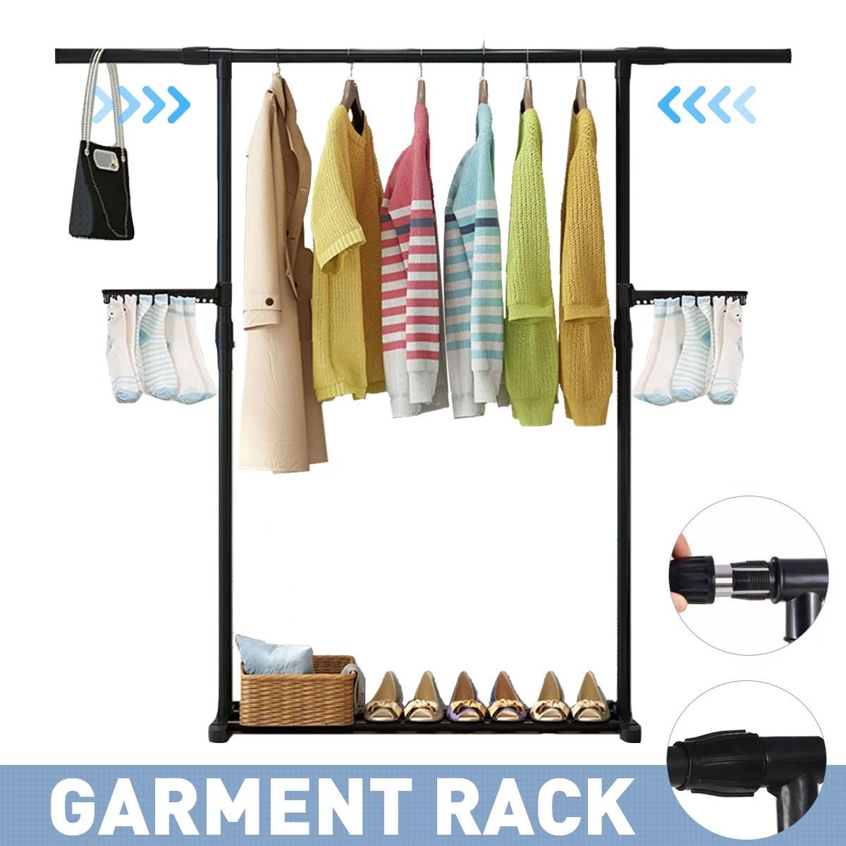 double clothes rack walmart