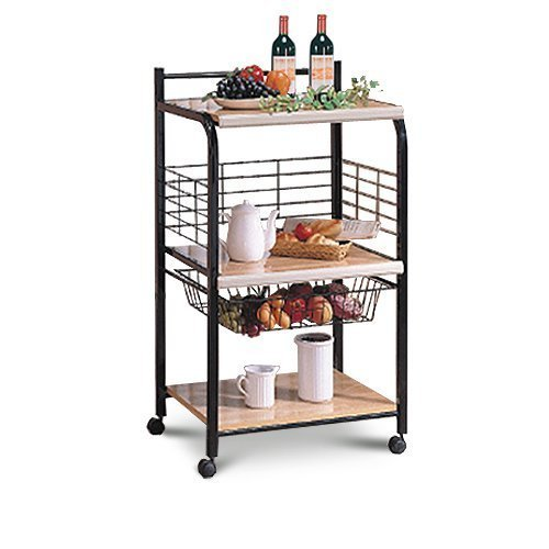 black microwave cart with two shelves wheels black microwave cart by asia direct