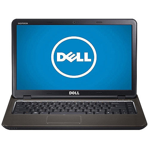 "Dell Diamond Black 14"" Inspiron 14z i14z-4304BK Laptop PC with Intel Core i3-2350M Processor and Windows 8"