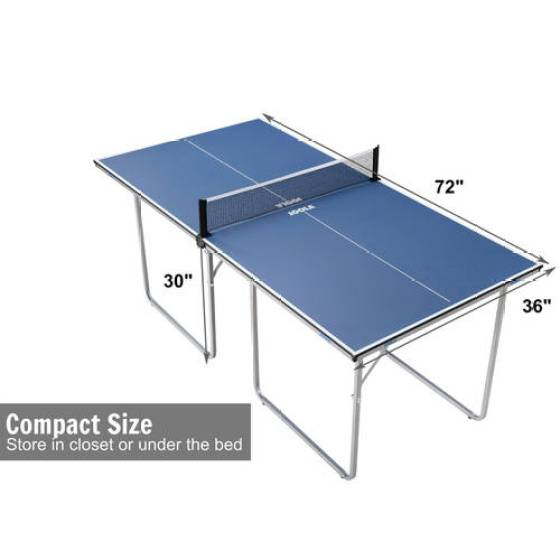 Ping Pong Table Dimensions Height Brokeasshome Com
