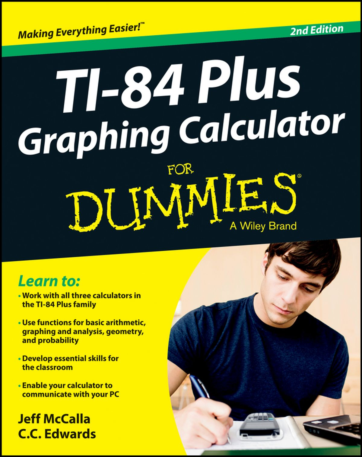 Ti 84 Plus Graphing Calculator For Dummies