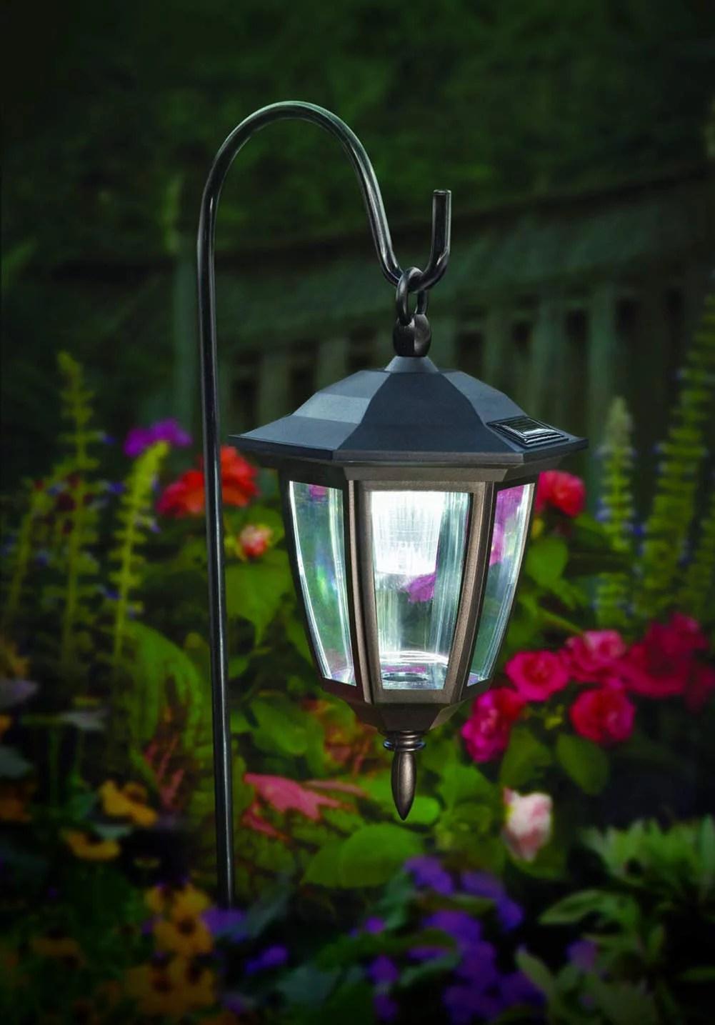 lantern outdoor shepard path hanging solar lights 2 pack Outdoor Solar Lights For Sale id=16386