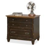 Martin Furniture Hartford File Cabinet In Two Tone