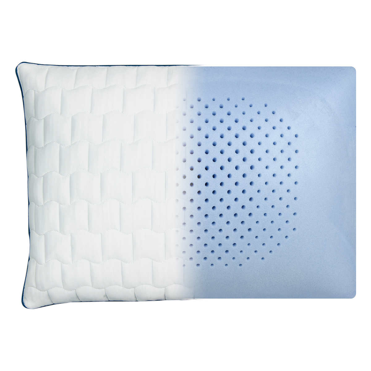 isotonic perfect cool memory foam pillow