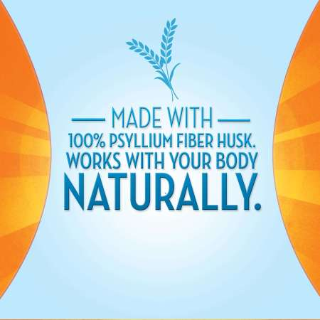 Metamucil المكملات الغذائية اليومية وفقدان الوزن فقدان الشهية ، والبرتقال Zest الخالية من الألياف الشهية ، 57 جرعة 8a94e5d8 0ee1 418e a650 8aceb8ca4e31 1