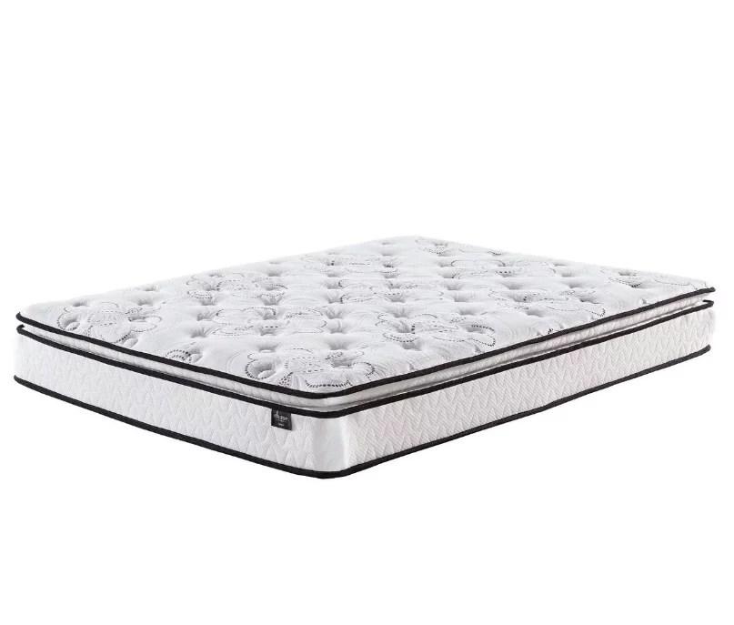 walmart mattress pillow top clearance