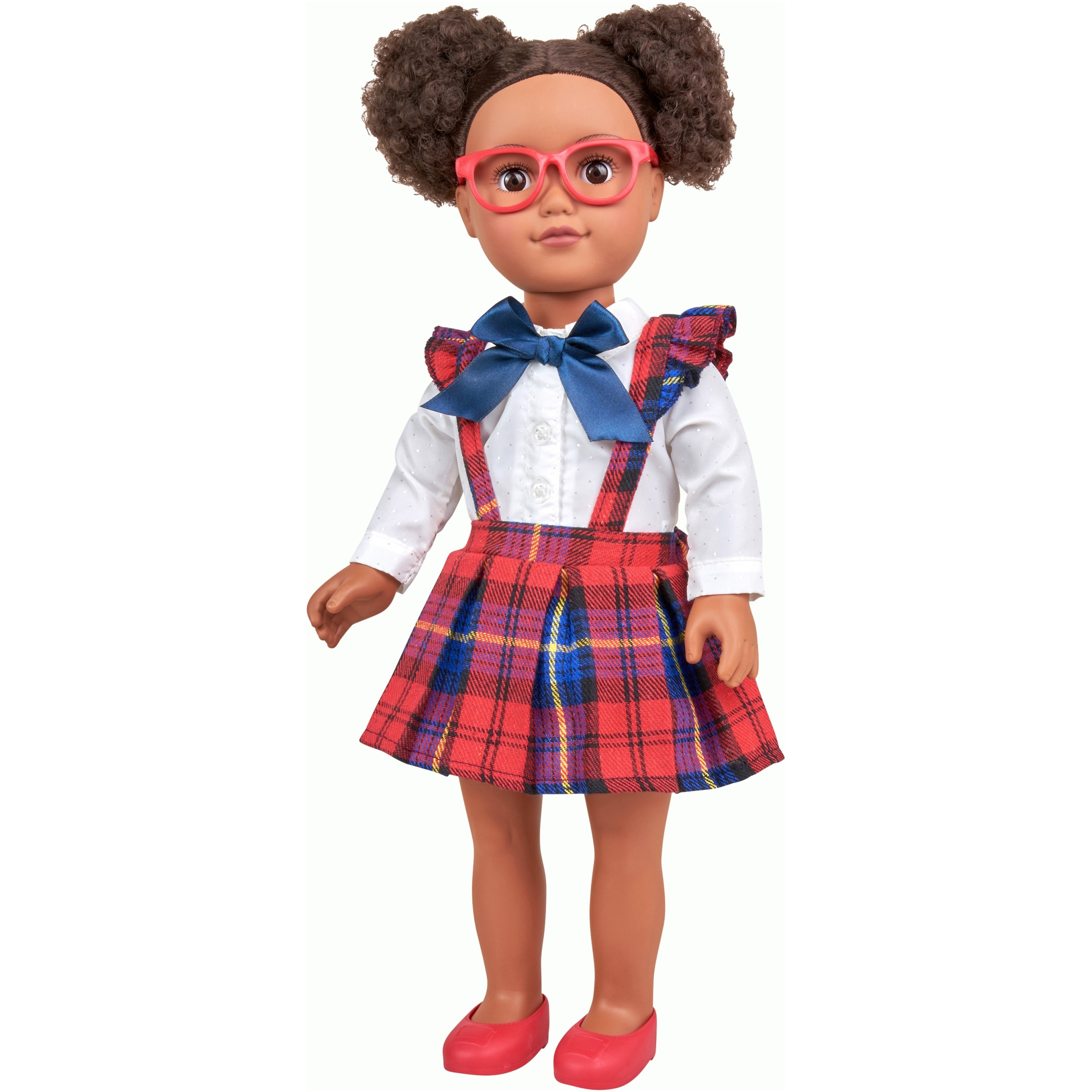 My Life As 18 Poseable School Girl Doll African American