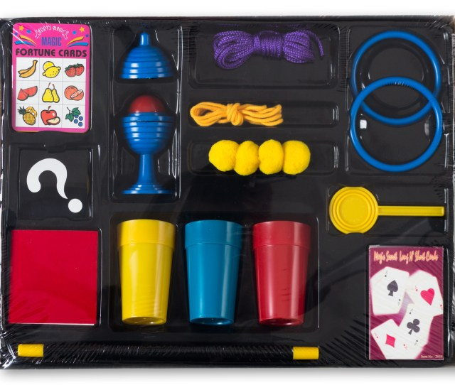 Eddys Magic Kids Deluxe Easy Magic Kit X12 Magic Set