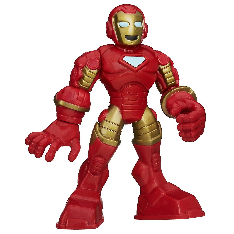 Playskool Heroes Marvel Super Hero Adventures Iron Man