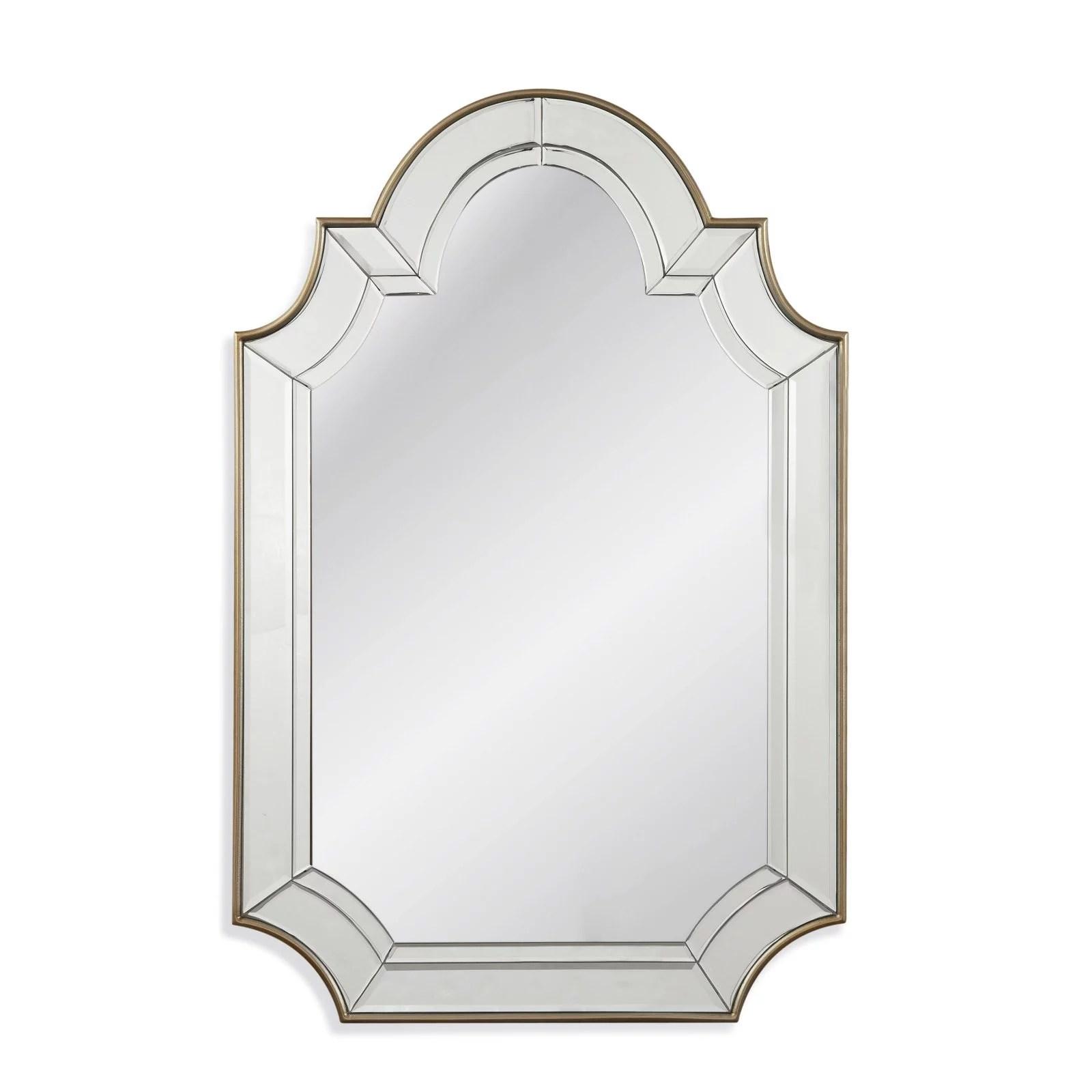 bassett mirror phaedra wall mirror 30w x 46h in walmart com
