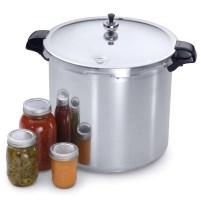 Presto 23-Quart Pressure Canner and Cooker