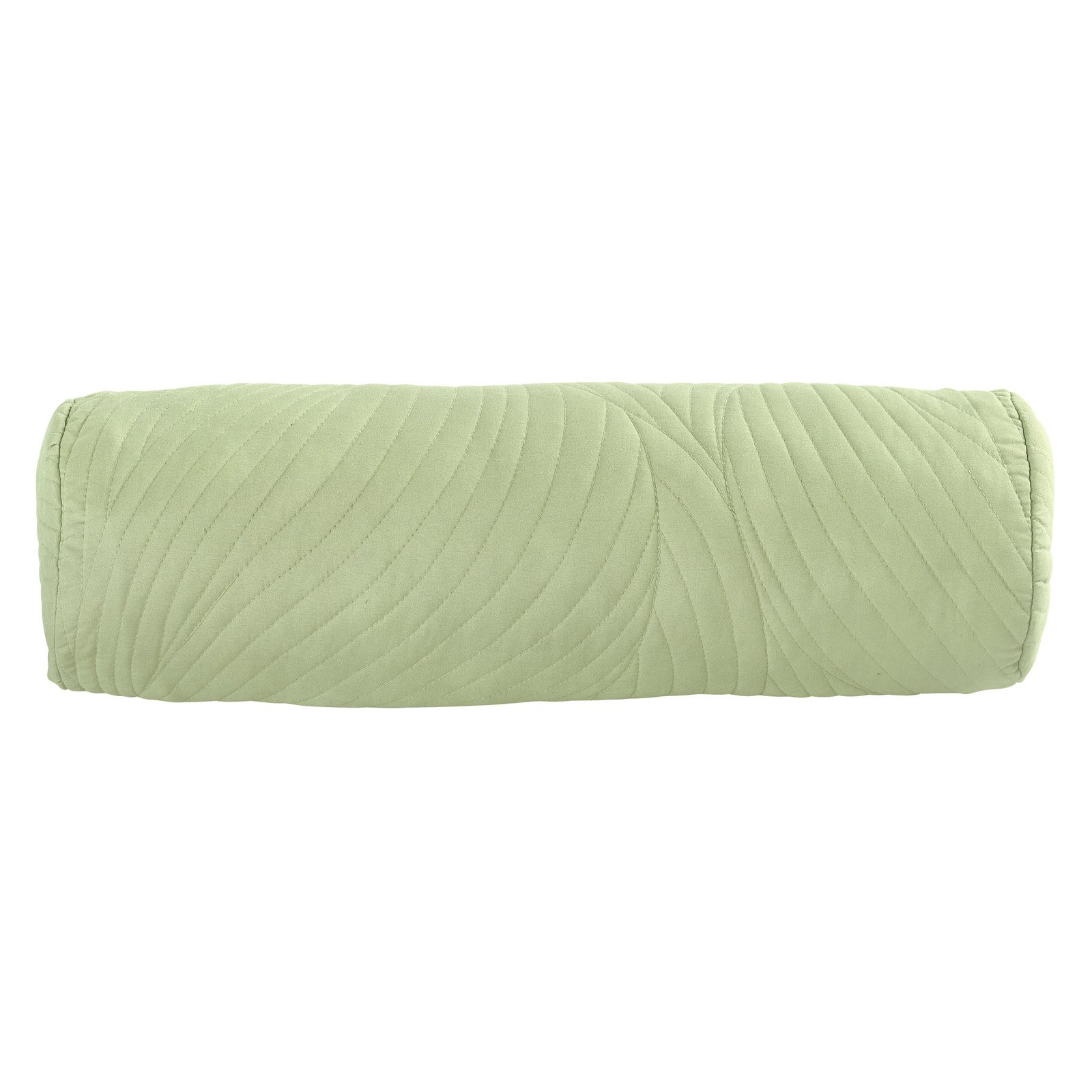 brielle embroidered stream bolster pillow by brielle