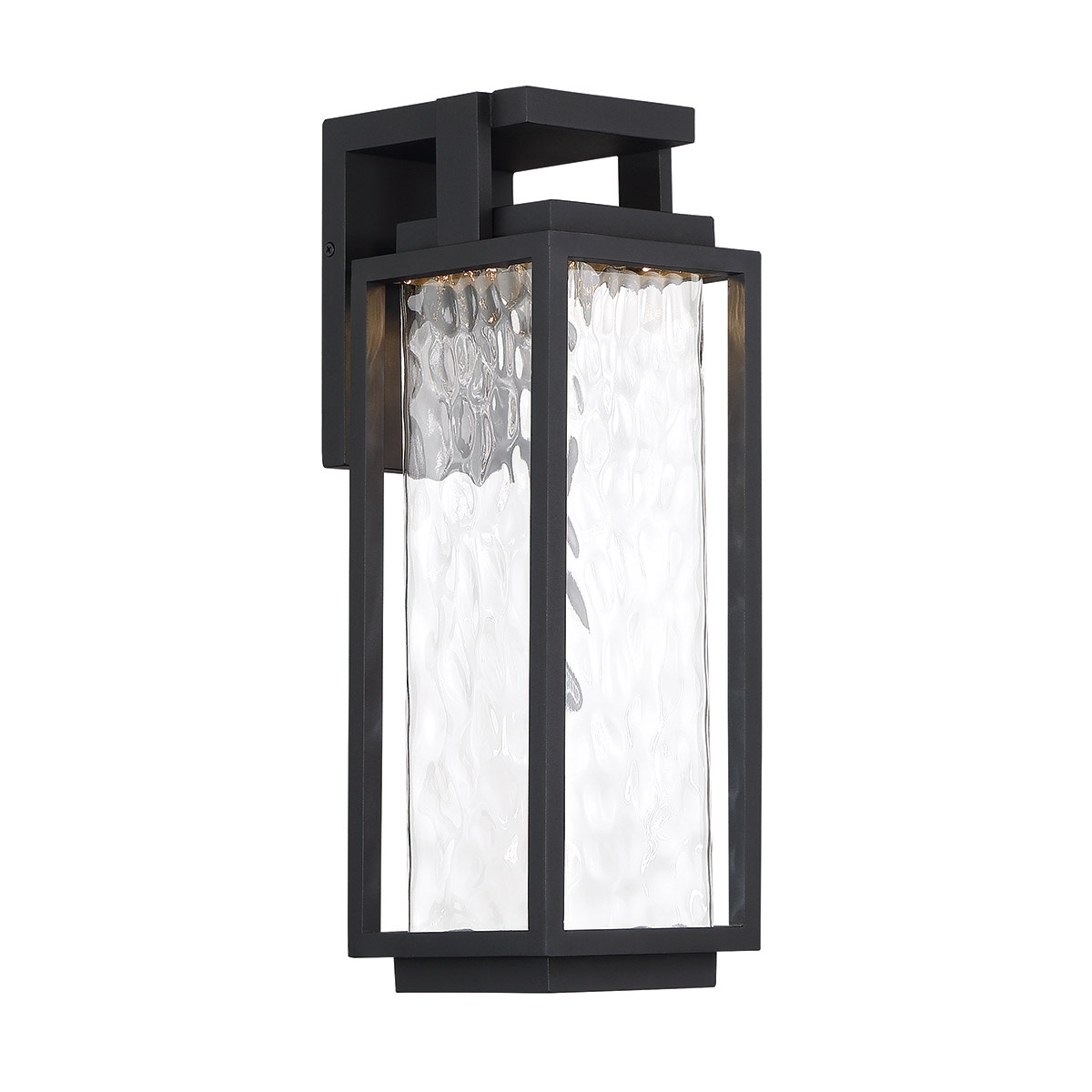 """Modern Forms Ws-W41918 Two If By Sea 18"""" Tall Led Outdoor ... on Modern Outdoor Wall Sconce id=92955"""