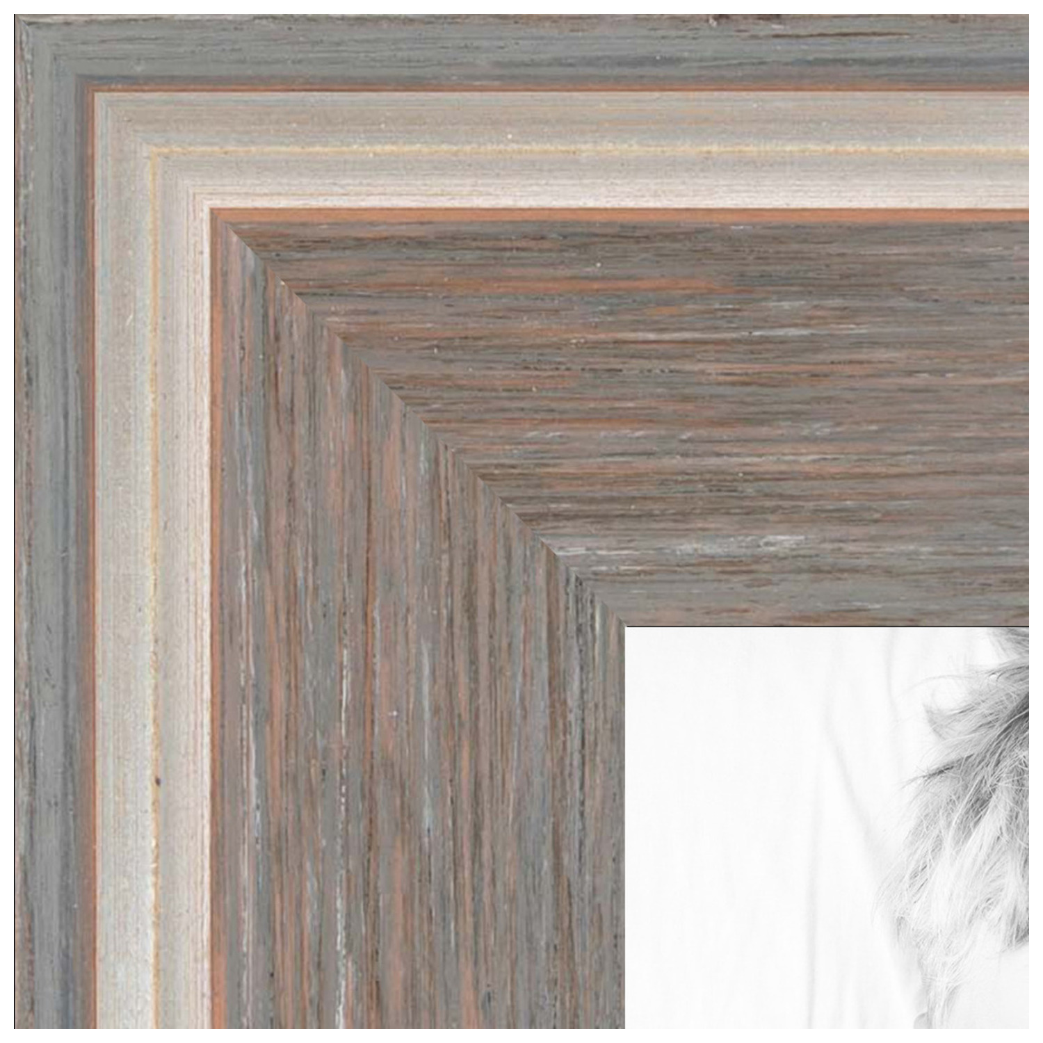 arttoframes 16x16 inch grey picture frame this gray wood poster frame is great for your art or photos comes with 060 plexi glass 4929