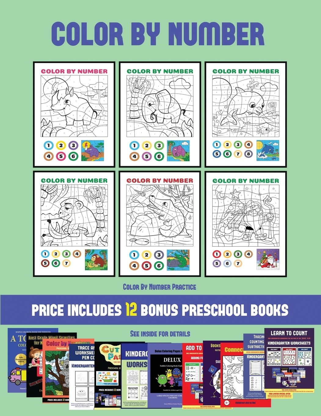 Color By Number Practice Color By Number 20 Printable