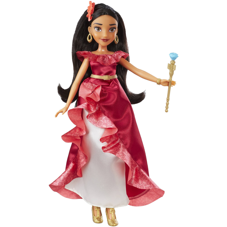 Disney Elena Of Avalor Adventure Dress Doll