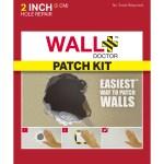 Wall Doctor 2 Drywall Repair Kit Walmart Com Walmart Com